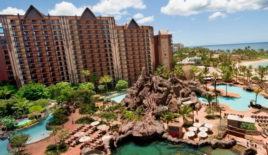Aulani, a Disney Resort & Spa planDisney Pocket Guide