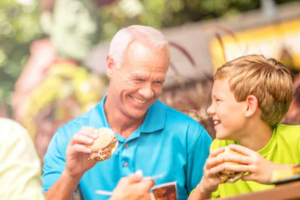 Do any Disney World Restaurants do Meals for Easter? 44