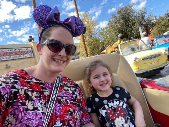 Tips for Visiting the Disneyland Resort with Preschoolers 3