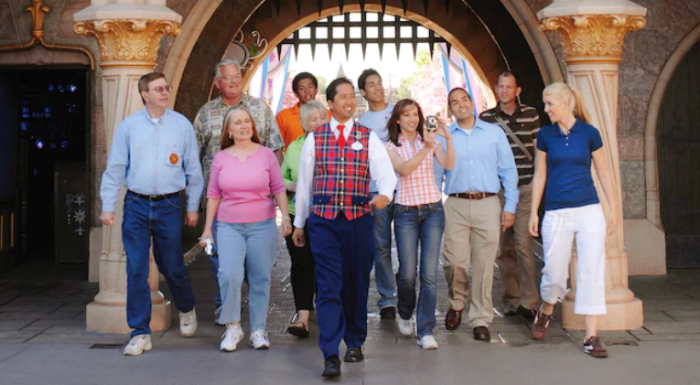 What Tours are Offered at Disneyland Resort? 6