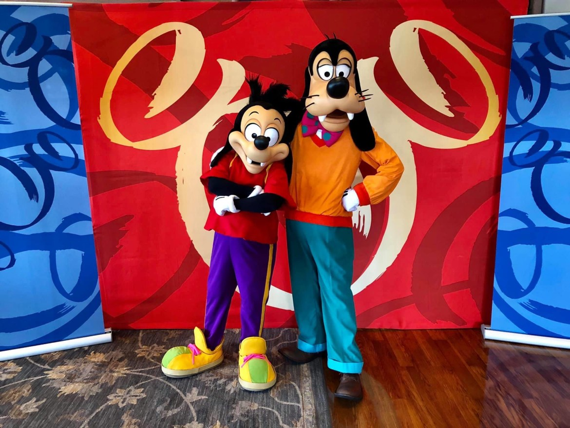 "Celebrating the 25th anniversary of ""A Goofy Movie"""