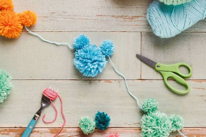 Top 5 Disney Crafts You Can do With Your Family at Home 8