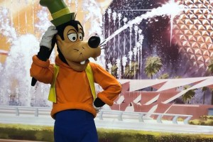 Celebration of Goofy