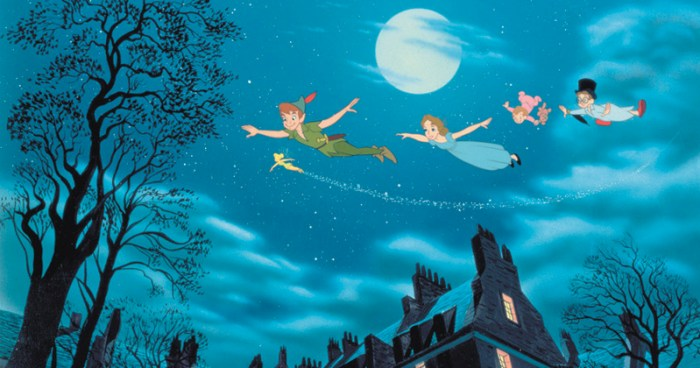 7 Facts Every Peter Pan Fan Needs to Know 2