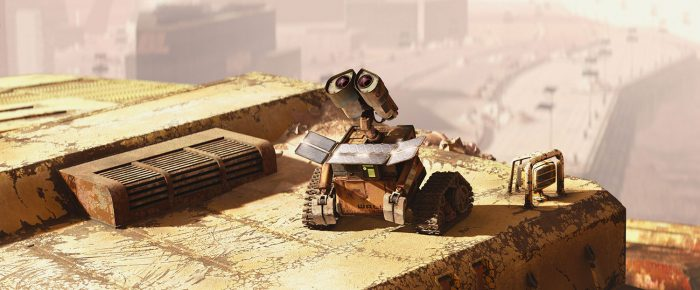 10 Fun Facts About Disney Pixar's WALL-E 3