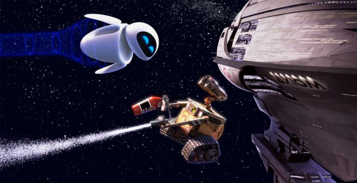10 Fun Facts About Disney Pixar's WALL-E 6