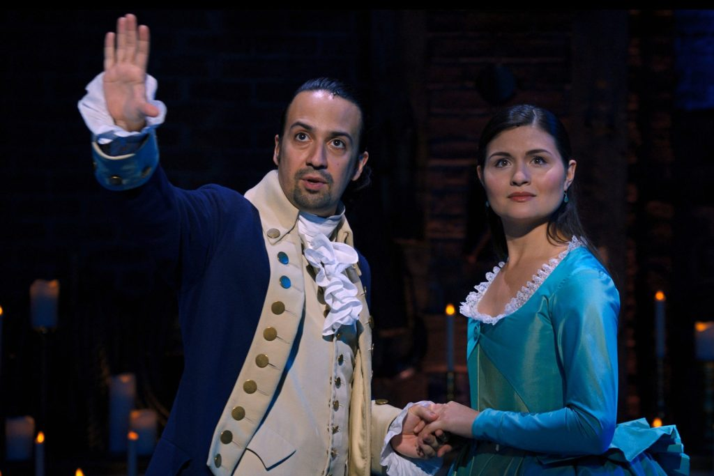 5 Things You Need to Know about Hamilton Coming to Disney+ on July 3rd