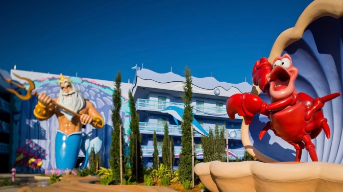 Top 3 Best Walt Disney World Resorts for Families 2