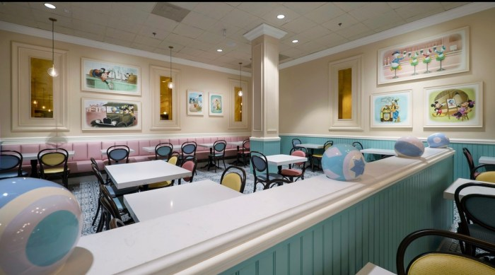 All of the Walt Disney World Restaurants Reopening June 22nd 3