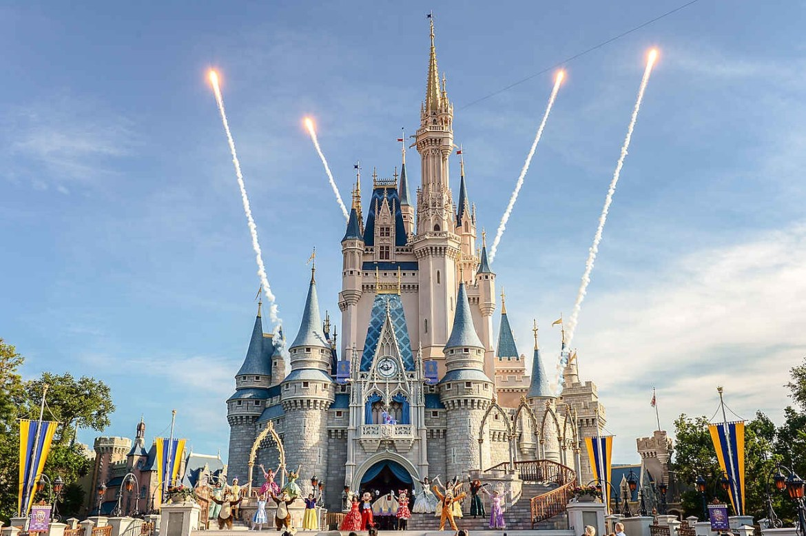 How do I Make a Disney World Park Pass Reservation?