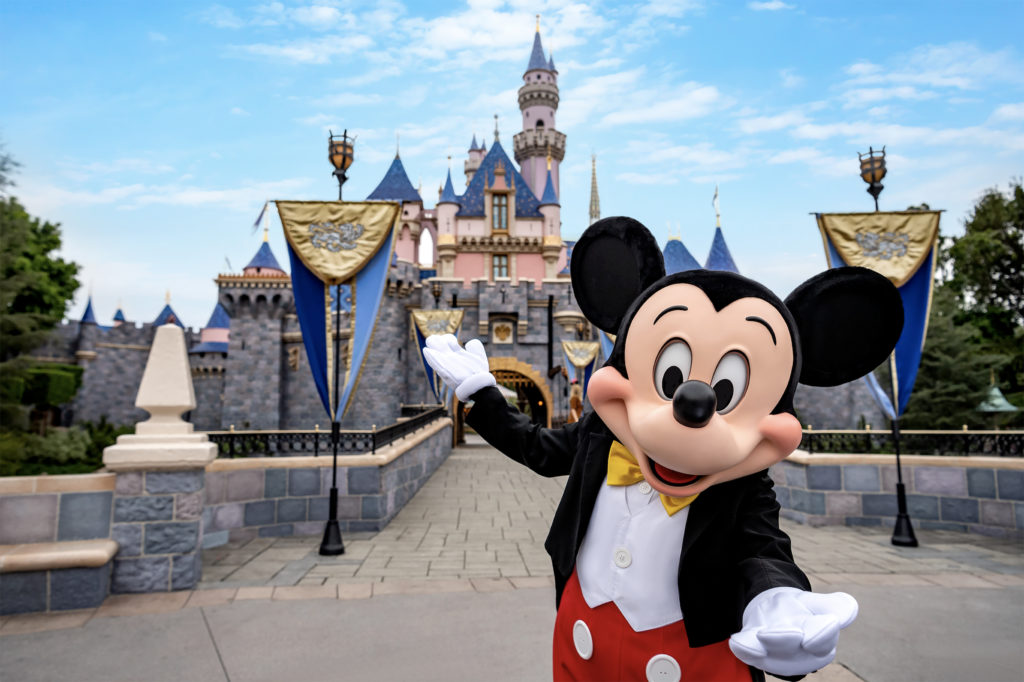 Disney World has reopened, so why can't Disneyland?