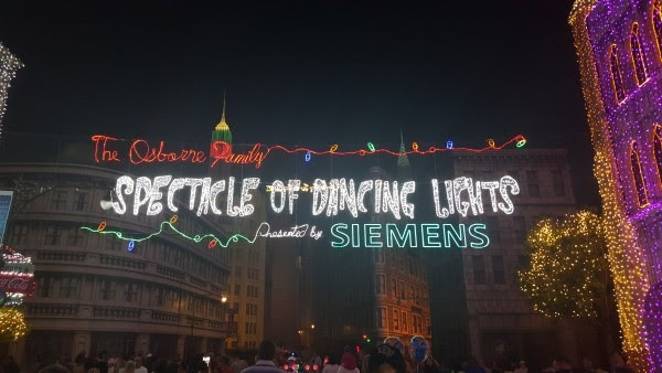 Remembering Osborne Family Spectacle of Dancing Lights