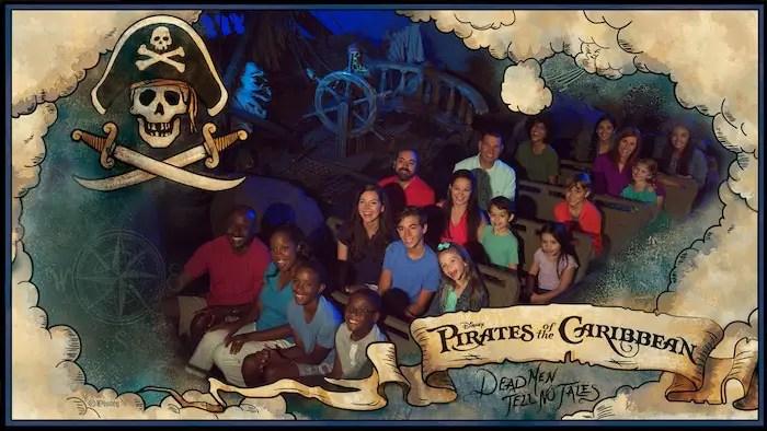 The Top 6 PhotoPass Ride Photos at Walt Disney World 2
