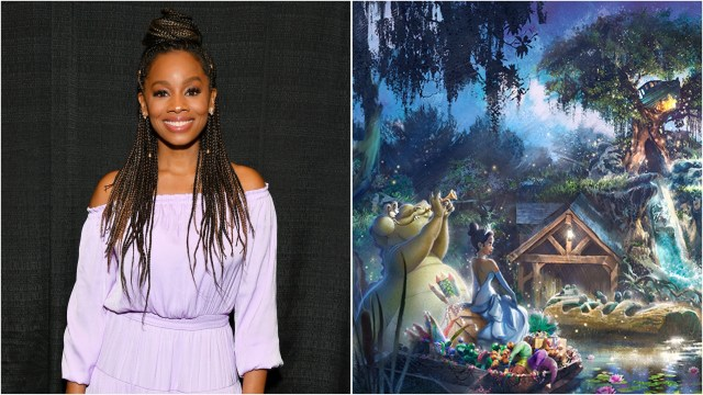 More Details On Splash Mountain Makeover And Tiana's Place Restaurant From Anika Noni Rose 1