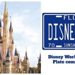 Are Walt Disney World Licence Plates Coming to Florida?
