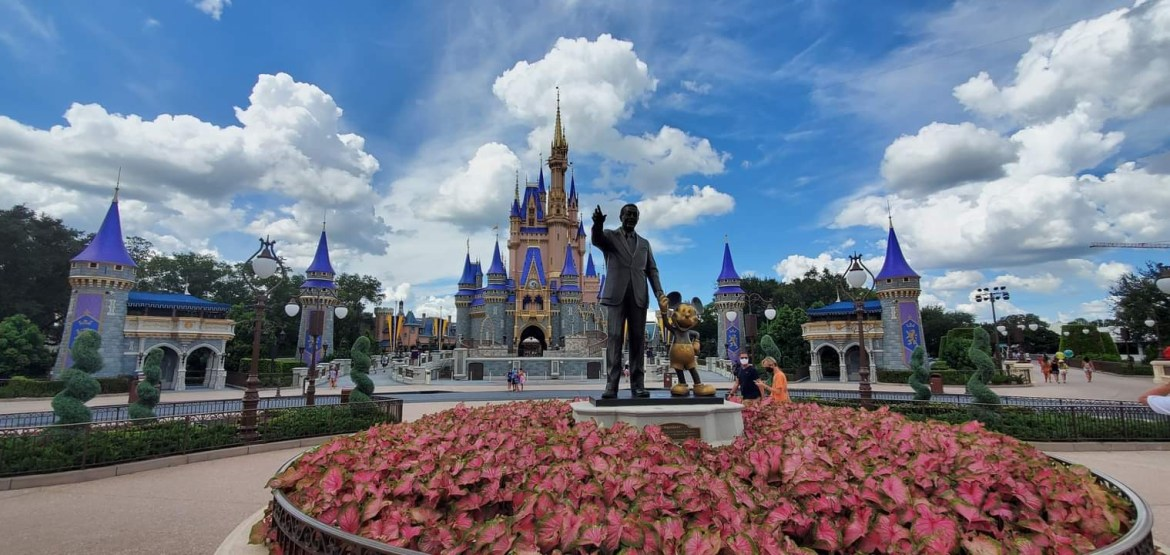 Disney World Park Hours Through February 27th, 2021!