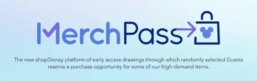 What is ShopDisney Merch Pass?