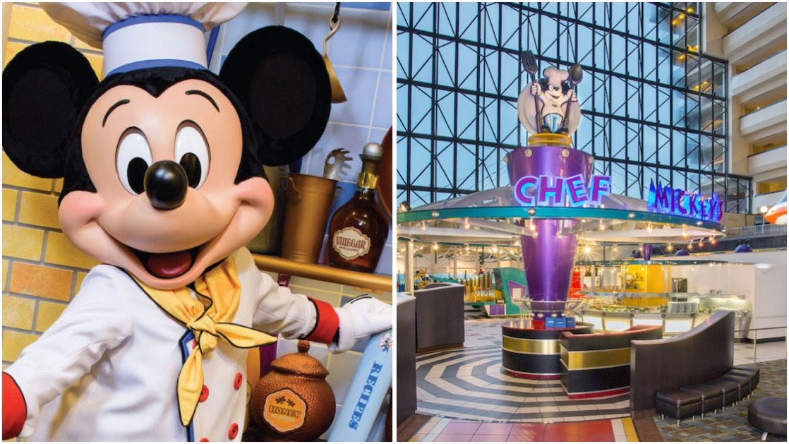 Character Dining At Chef Mickey's Is Returning In December!