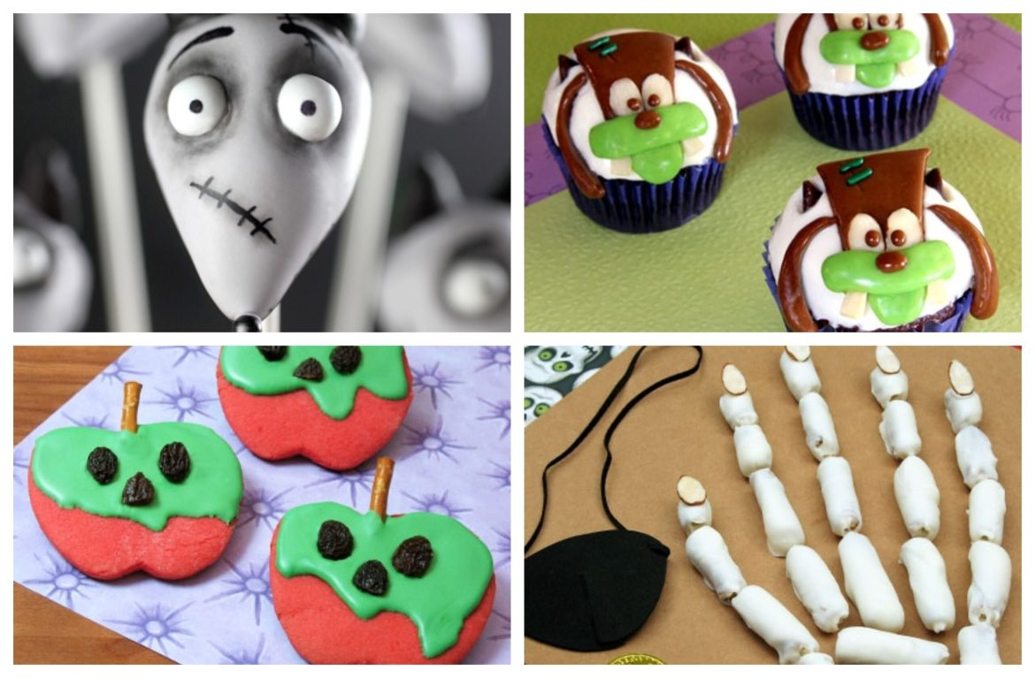 5 Disney Halloween Treats you can make at Home