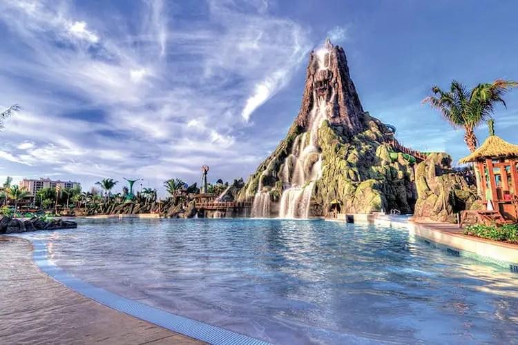 Universal Orlando Closing Volcano Bay Starting November 2nd
