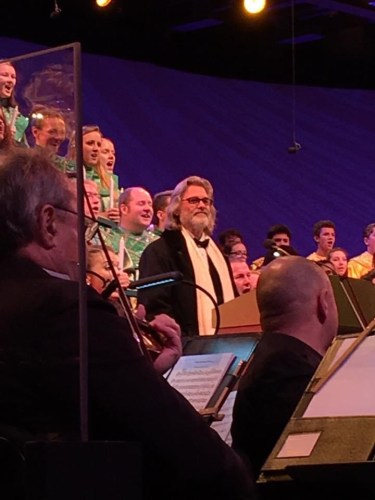 Why Disney should do a virtual Candlelight Processional this year 2