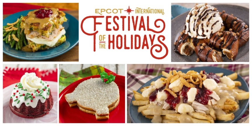Festival Of The Holidays Foodie Guide 2020