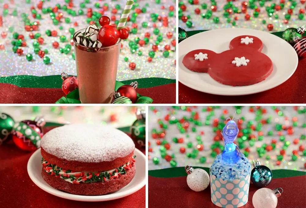 2020 Holiday Snacks and Treats coming to Walt Disney World