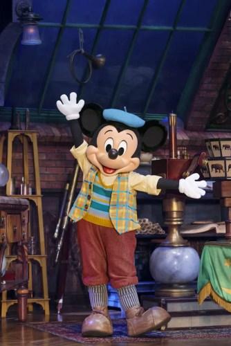 Celebrating Mickey & Minnie's Birthday from around the Globe 11