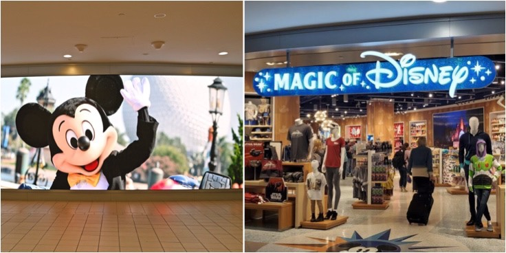 The Magic Of Disney Store Is Now Open At MCO!