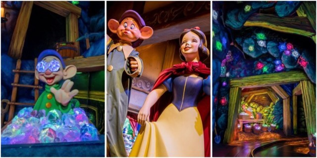 Snow White's Enchanted Wish Attraction Is Coming To Disneyland! 1