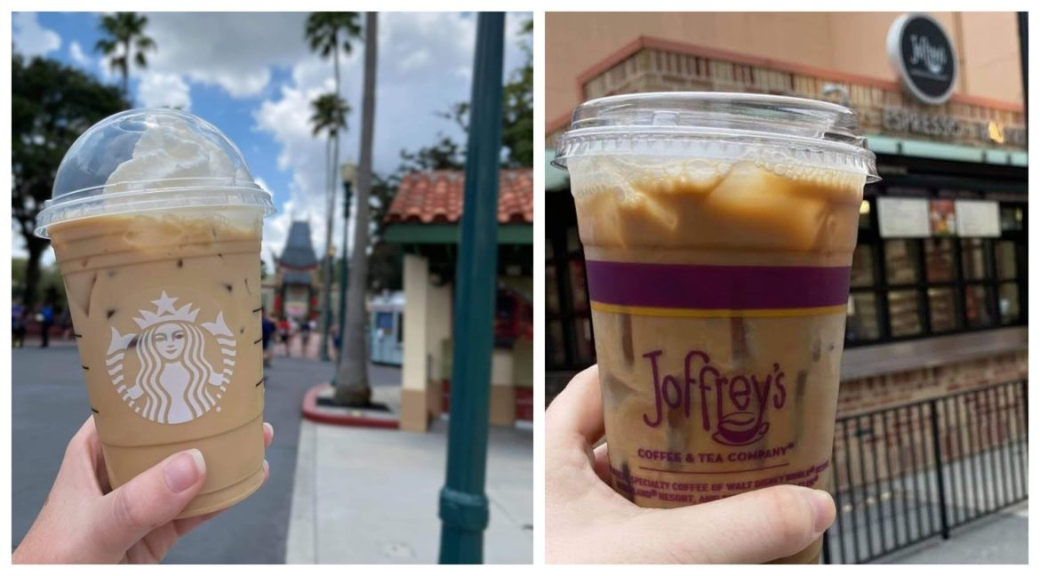 Where to get your coffee fix at the Disney World Theme Parks.