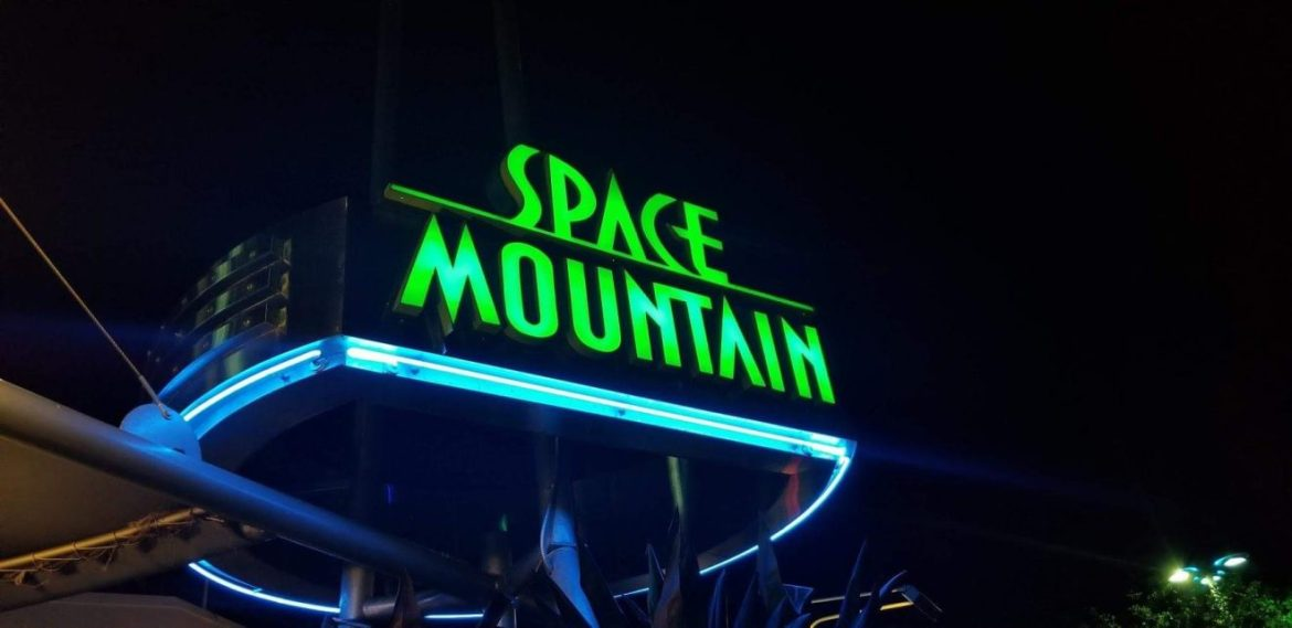 Celebrating the Anniversary of Magic Kingdom's Space Mountain and Carousel of Progress