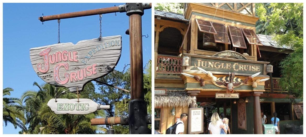 More Details About New Adventures Coming To Jungle Cruise At Disneyland And Magic Kingdom Park!