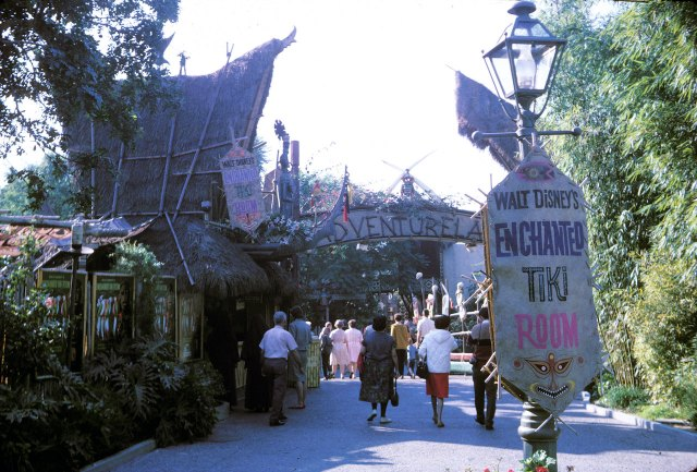 A Flavorful look back at Disneyland through the Decades 4
