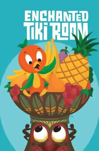 Disney's Orange Bird