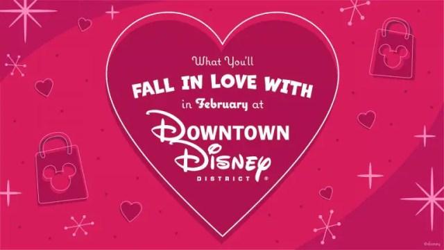 downtown disney valentines day