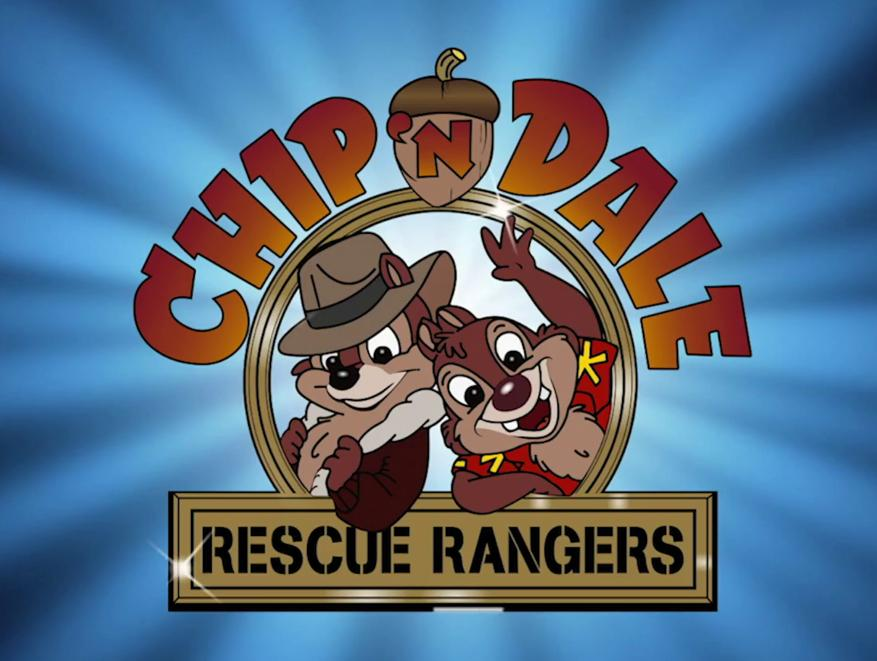 Celebrating the Anniversary of Chip 'n' Dale Rescue Rangers