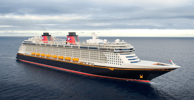 Fun Facts about the Disney Fantasy 1