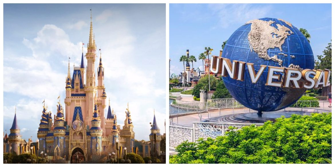 How do I get from Walt Disney World to Universal Studios?