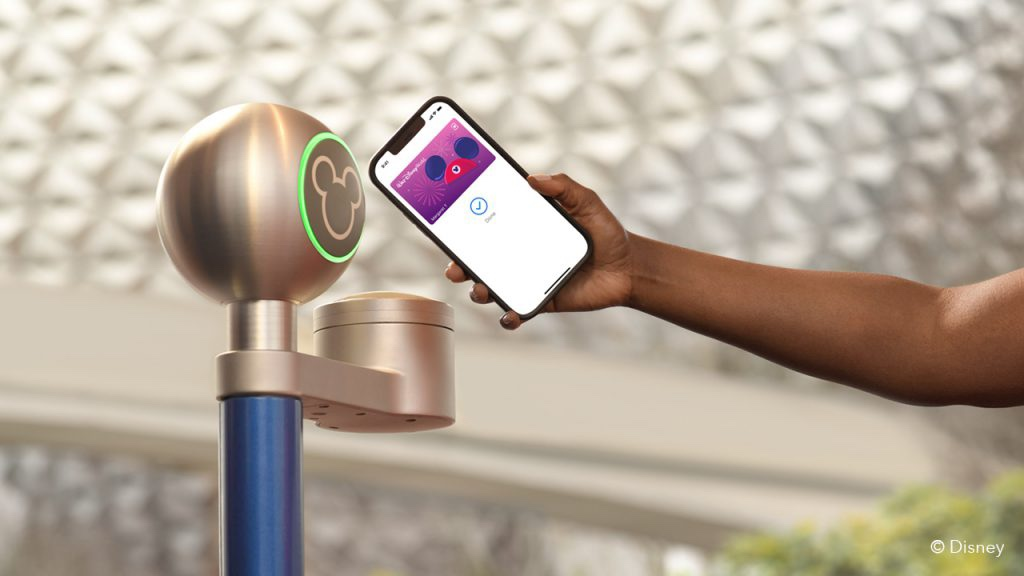 Coming Soon: Your Phone Will Act As Your MagicBand At Disney World