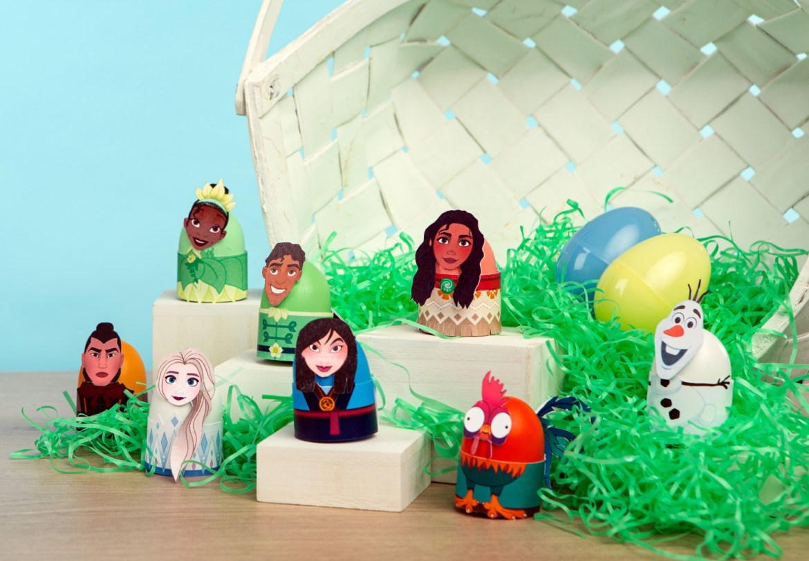 Get Ready For Spring With These Disney Easter Eggs!