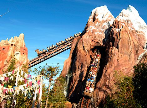 Celebrating the 15th Anniversary of Expedition Everest