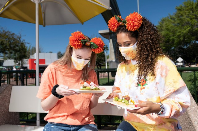 Top 10 Things for Adults to do at Taste of EPCOT International Flower & Garden Festival 4