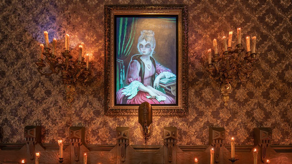 Disneyland Gets Ready For The Reopening With These Haunted Mansion Updates!
