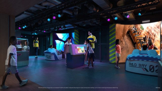 Walt Disney Imagineering lab