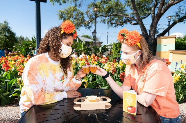 Top 10 Things for Adults to do at Taste of EPCOT International Flower & Garden Festival 7