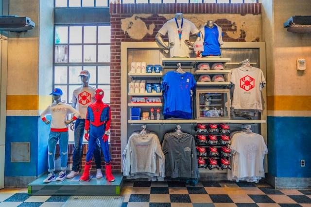 Epic Merchandise Coming to Avengers Campus at Disneyland 6