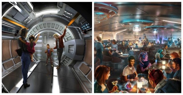 More details on the Star Wars: Galactic Starcruiser Experience have been revealed 1