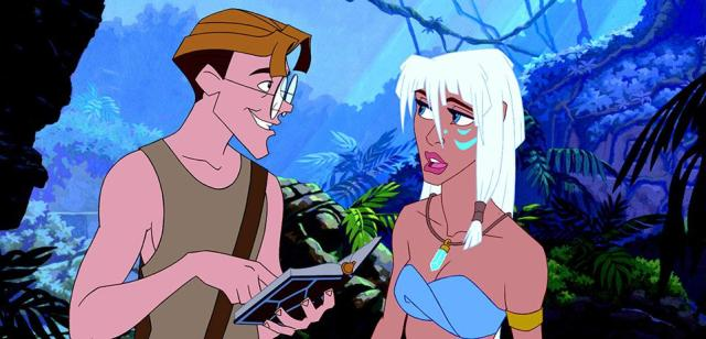 Celebrating the 20th Anniversary of Disney's Atlantis: The Lost Empire 2