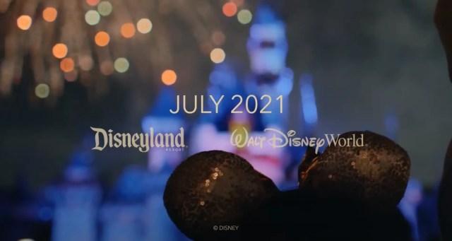 Are Fireworks Returning to Disney World & Disneyland? 3